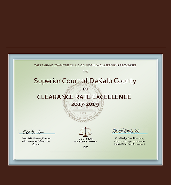 Superior Court of Dekalb County3